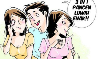 Asik Mesum Threesome, Panti Pijat di Kediri Digrebek Polisi
