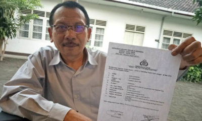 Danan Prabandaru, SH.MH kuasa hukum Pengurus RSDP
