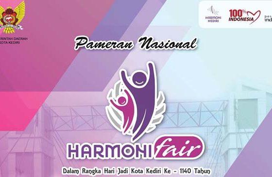 Pemkot Kediri Gelar Harmoni Fair 2019