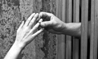 Tahanan Narkoba Ijab Kabul di Balik Jeruji Besi Mapolres