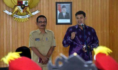 Walikota Kediri Lepas Kontingen Kadarkum