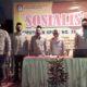 Sosialisasi yang digelar di Hotel Bukit Daun & Resto jl.Argowilis No 777 Semen kabupaten Kediri Kediri, Senin (03/08/3020)
